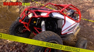 RZR AID HILL CLIMB at STONY LONESOME OFFROAD PARK