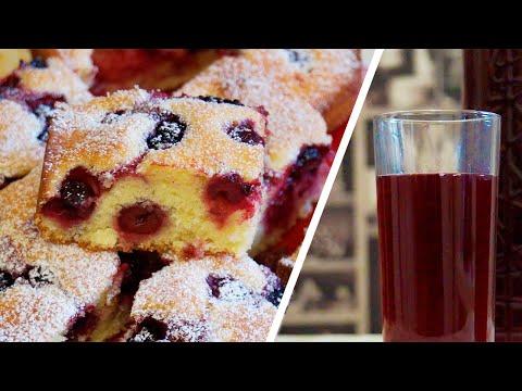 Компот из замороженных ягод  Смузи из замороженных ягод  Ягодный пирог