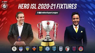 Hero ISL 2020-21 fixtures | Announcement