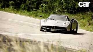 Pagani Huayra (2012) CAR review