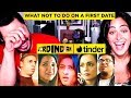 Gambar cover JORDINDIAN   What Not To Do On a First Date   Tinder   Jaby Koay & Jana Krumholtz Reaction