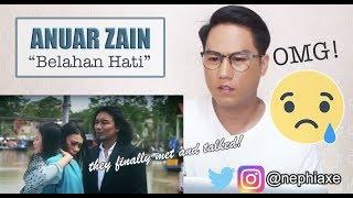 Anuar Zain - Belahan Hati | REACTION