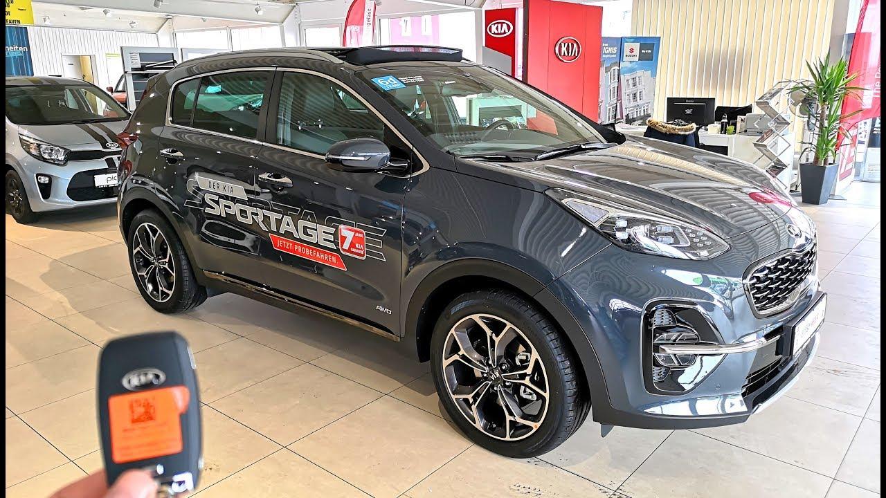 2019 Kia Sportage 1.6 T-GDI GT-Line