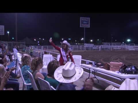 2015 Wyoming State Fair MIss Rodeo Wyoming 2016