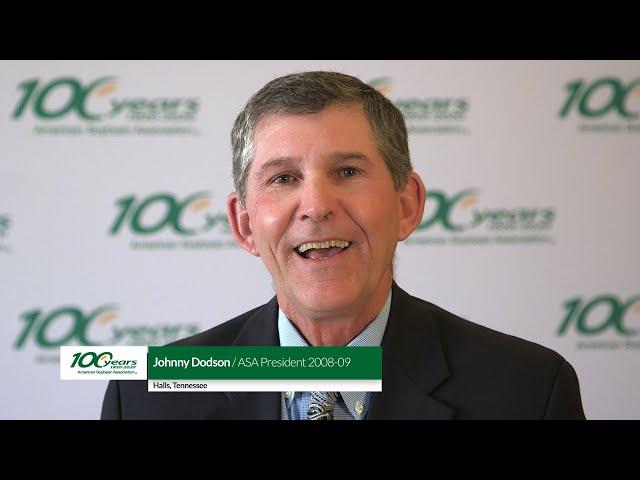 President Profiles Johnny Dodson