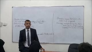محاضرة: مقدمة عن الصوتيات في اللغة الانكليزية