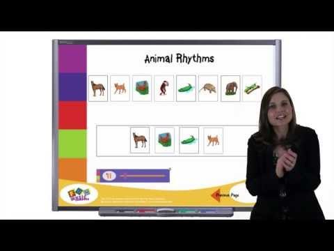 Teaching Rhythm with Animal Names