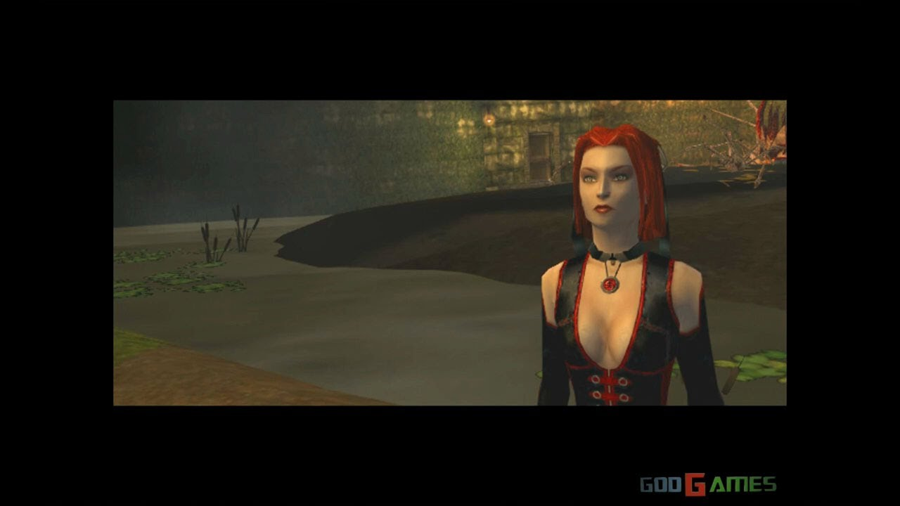 Bloodrayne Gameplay Xbox Hd 720p Youtube