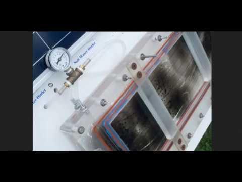 Amazing Solar Water Desalination Technology