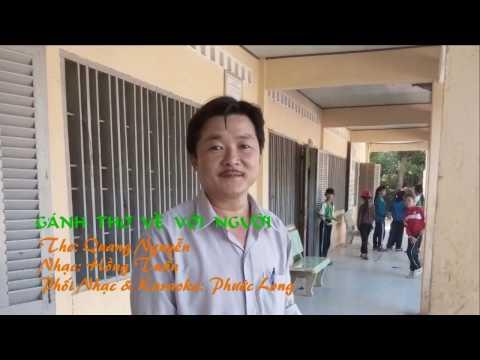 Ganh Tho Ve Voi Nguoi   Karaoke HOAN CHINH LE PHUOC LONG