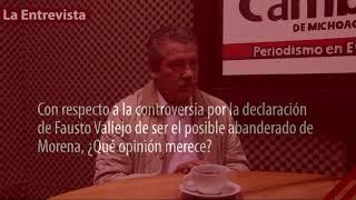 La entrevista - Raúl Morón, senador de la República