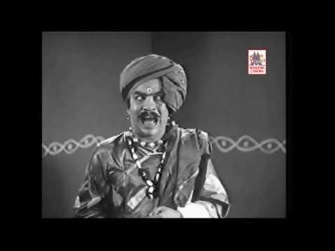 Uthama Puthiran 1940 --  Kali N . Rathinam comedy 3