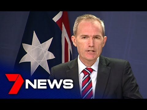 Asylum Seekers Arriving By Plane In Australia | 7NEWS
