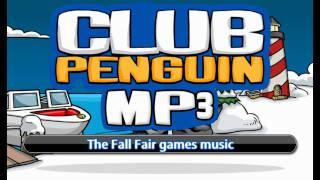 Club Penguin MP3: Fall Fair games music