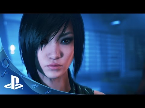 Mirror's Edge Catalyst Story Trailer - I Am Faith | PS4