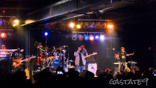 The Wailers Live Concert Atlanta 2014