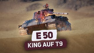 E 50: KING auf Stufe IX | RR #114 [World of Tanks Gameplay]