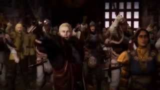 Dragon Age Trilogy - There can be no Peace
