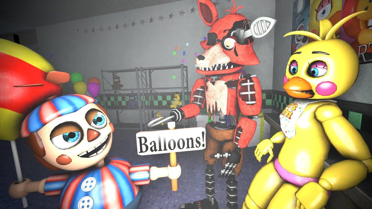 how to draw fnaf world balloon boy
