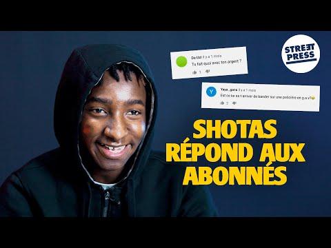 Youtube: Interview G.A.V | Shotas répond aux abonnés
