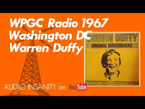 Classic Top 40 Radio: WPGC Washington DC 1967 Warren Duffy