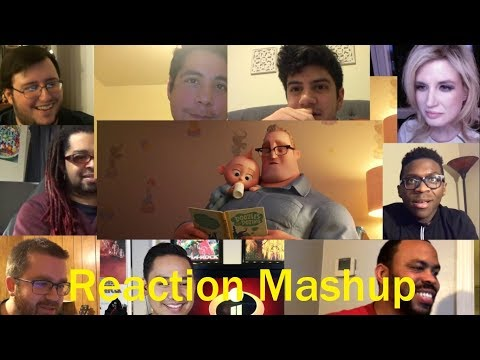 The Incredibles 2 Olympics Trailer REACTION MASHUP