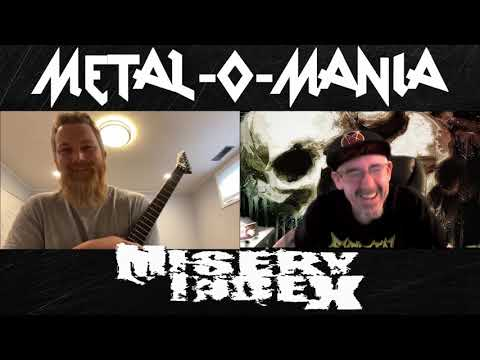 Interview with Mark Kloeppel from Misery Index and Scour