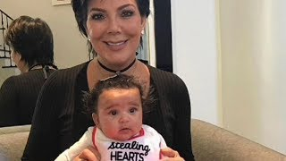Why We're Worried About Baby Dream Kardashian