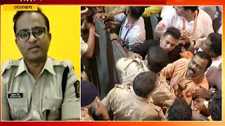 Mumbai Police Spoke Person Manjunath Singhe On Lalbaug Raja Mandal Once Again In Controversy