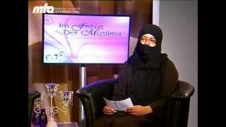 Im Fokus der Muslima - Präsenz der Muslima in den Medien - Kopftuch Frauenrechte Ehrenmorde