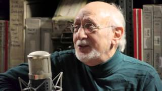 Peter Yarrow - Have You Been to Jail for Justice? - 1/18/2016 - Paste Studios, New York, NY