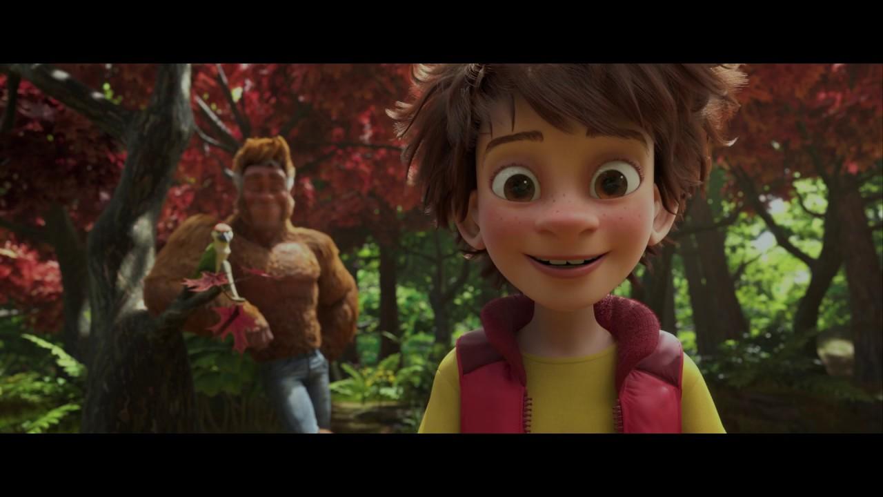 El hijo de Bigfoot\', clip exclusivo | FOTOGRAMAS - YouTube