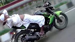 Bangladeshi uncle Honda record.mp4