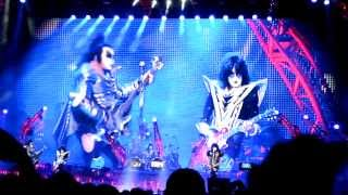 50. ����� � ��� - ������� �������� Kiss 2013, �� ��������� ���������� ������, Amway center, �������