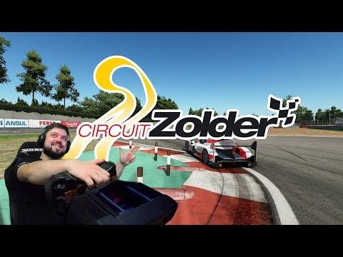 10 этап Sonchyk Endurance Challenge Circuit Zolder еду на GTE!