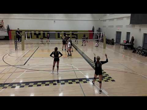 Jade Bussard: Notre Dame vs Salisbury - Set 1 of 3