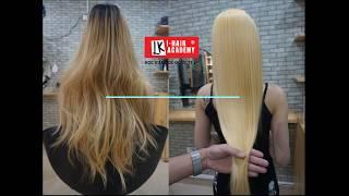 Chia sẻ kĩ thuật tẩy tóc an toàn