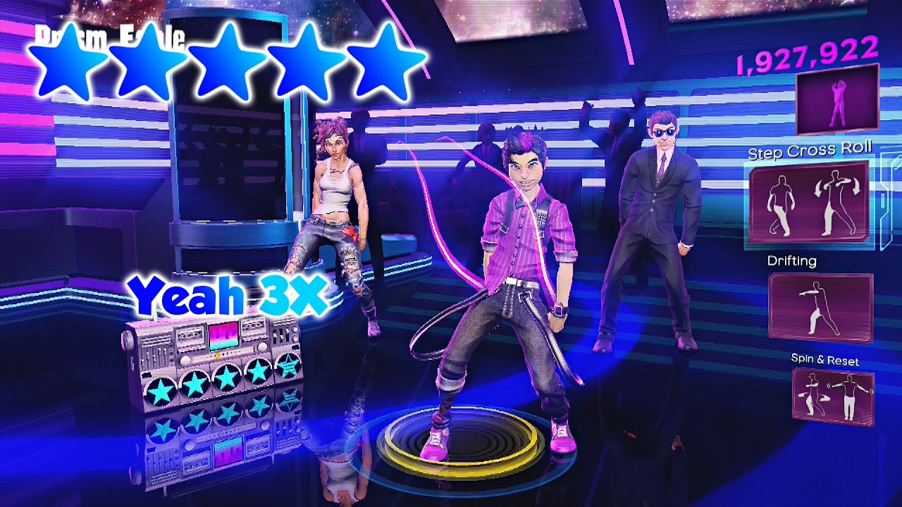 Dance Central 3 - Yeah 3X (DLC) - 5 Gold Stars - YouTube
