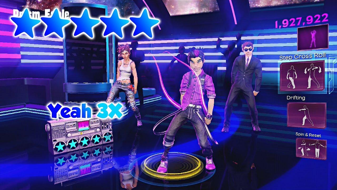 Dance Central 3 - Yeah 3X (DLC) - 5 Gold Stars - YouTube - photo #4