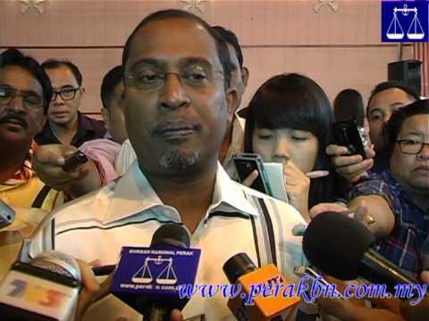 Perlantikan Enam Ahli Parlimen Sertai Kabinet, Satu Pengiktirafan Terhadap Perak:- DS Zambry