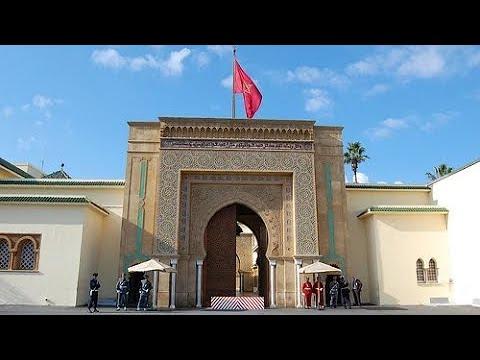 Royal Palace, Rabat, Marocco, Africa