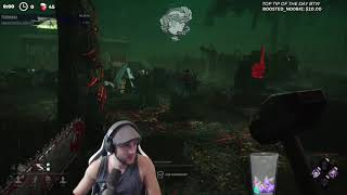 SPEEDY BUBBA! - Dead by Daylight!