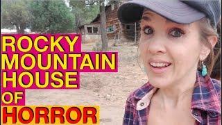Abandoned New Mexico Ranch House of Horrors thumbnail