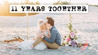 НАША LOVE STORY. 11 лет ВМЕСТЕ!
