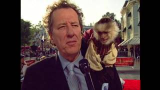 Pirates of the Caribbean: At World's End: Premiere Geoffrey Rush