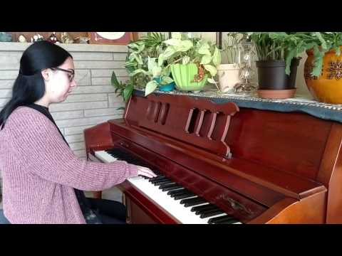 Wanted You Piano Cover: Twin Peaks
