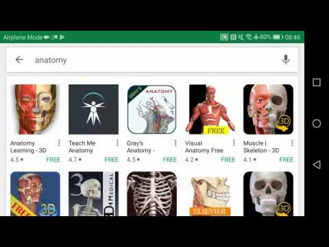 How to Install Anatomy Learning 3D Atlas on Android - YouTube
