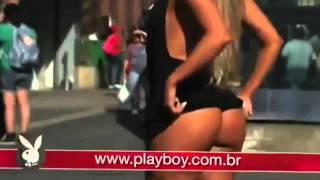 Making of Playboy I - Aryane Steinkopf  (Ex-Panicat)