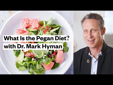 What is the PEGAN diet? Dr. Mark Hyman explains | Thrive Market