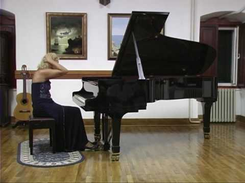 23.07.2007 Concert of Mira Marchenko in Herceg Novi, Montenegro.  Fragments